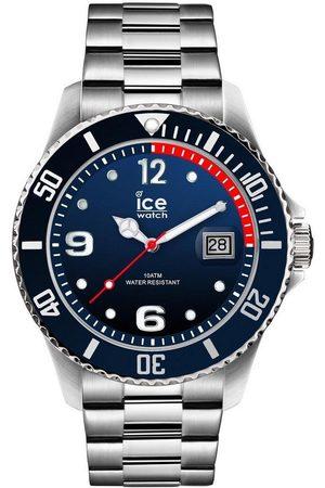 Ice-Watch Quarzuhr »Ice steel - Marine Silver - Large, 015775«