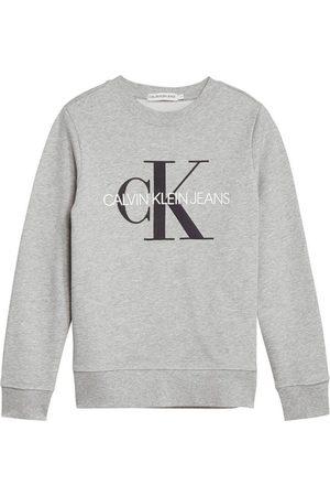 Calvin Klein Sweatshirt Ärmel mit Rippbündchen