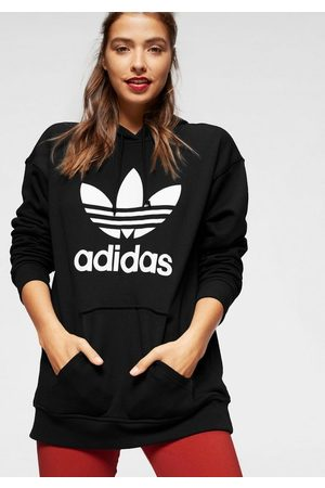 adidas Kapuzensweatshirt »TREFOIL HOODIE« mit großem Logodruck