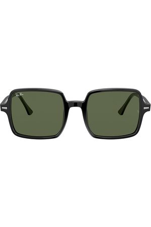 Ray-Ban Eckige Oversized-Sonnenbrille