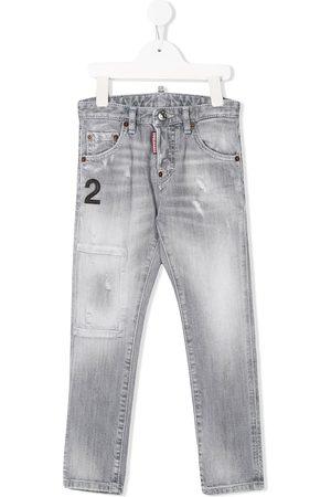 "Dsquared2 Jeans mit ""2""-Patch"
