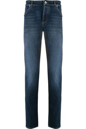 Brunello Cucinelli Jeans mit schmalem Schnitt