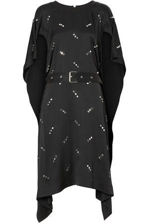 Burberry Asymmetrisches Kleid mit Verzierung