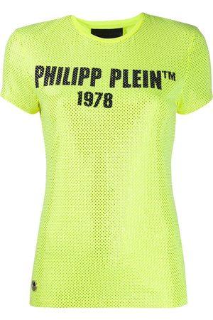 Philipp Plein Schmales T-Shirt