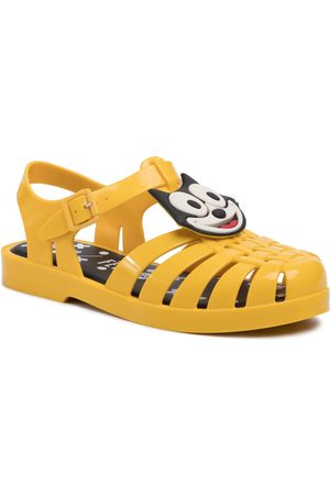 Melissa Possession+Gato Feli Yellow/Black/White 53619