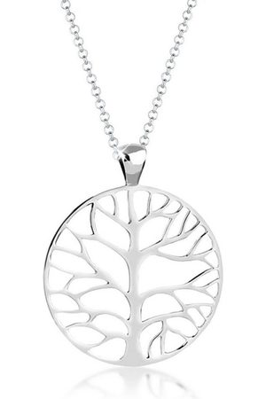 Nenalina Collierkettchen »Lebensbaum Symbol Baum Anhänger 925 «