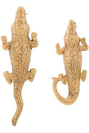Natia X Lako Crocodile' Ohrstecker