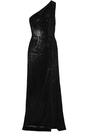 Haney Damen Asymmetrische Kleider - KLEIDER - Lange Kleider