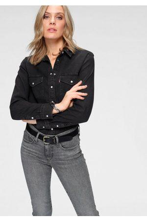 Levi's Jeansbluse »ESSENTIAL WESTERN« mit Brusttaschen mit Druckknöpfen