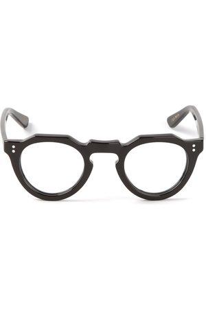 LESCA Accessoires - Brille mit runden Gläsern