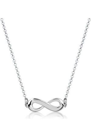 Nenalina Collierkettchen »Infinity Unendlichkeit Symbol 925 «