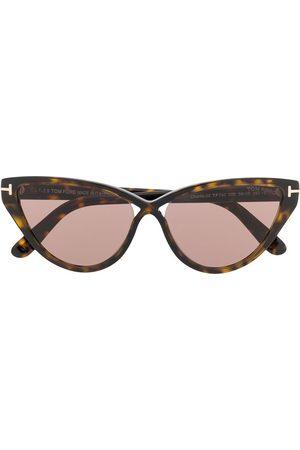 Tom Ford Cat-Eye-Sonnenbrille