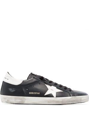 Golden Goose Herren Sneakers - Superstar' Distressed-Sneakers