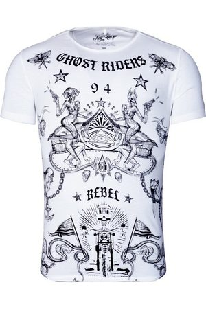 Key Largo T-Shirt »MT GHOST« mit Rundhals-Ausschnitt