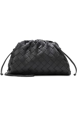 Bottega Veneta Clutch The Pouch 20 aus Leder
