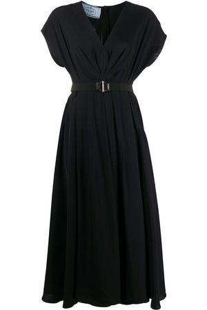 Prada Kleid mit Gürtel