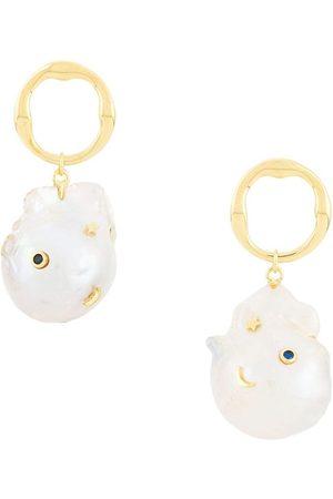 ESHVI Ohrringe mit Perlen