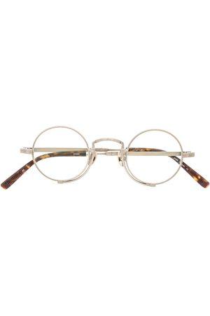 MATSUDA Brille mit ovalem Gestell