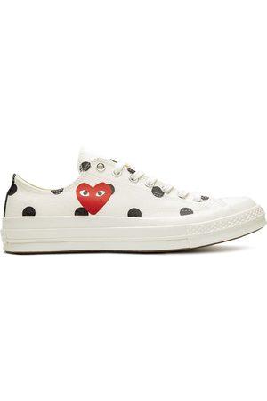 COMME DES GARÇONS PLAY X CONVERSE Sneakers - Converse x Comme des Garçons Play 'Chuck 70 OX' Sneakers