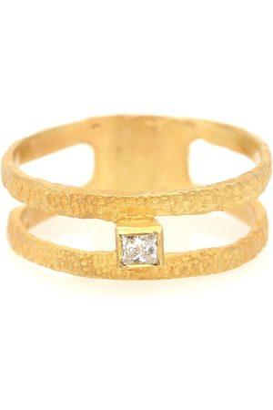 Orit Elhanati Ring Roxy Graphic aus 18kt und einem Diamanten