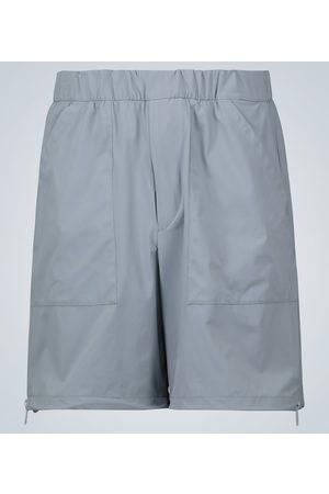 Prada Men Exklusiv bei Mytheresa – Shorts mit Reißverschlüssen