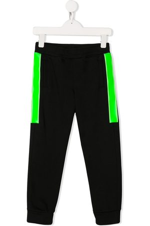 Emporio Armani Jogginghose in Colour-Block-Optik
