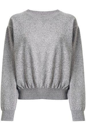 Coohem Damen Strickpullover - Pullover mit rundem Ausschnitt