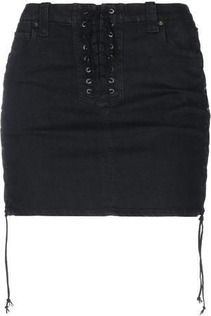 BEN TAVERNITI Damen Jeansröcke - DENIM - Jeansröcke