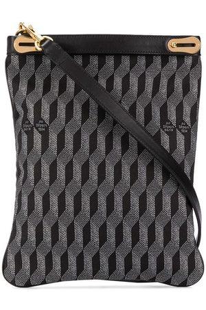 AU DEPART Handtasche mit geometrischem Muster