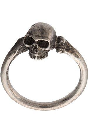 WERKSTATT:MÜNCHEN Totenkopf-Ring