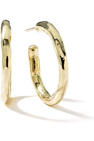 IPPOLITA Damen Ohrringe - Kleine 14kt Goldcreolen