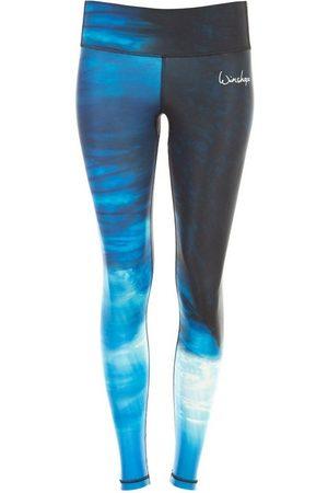 Winshape Leggings »AEL102-Water« mit leichtem Kompressionseffekt