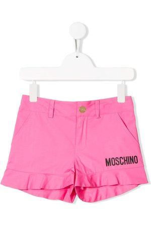 Moschino Kids Shorts mit Logo