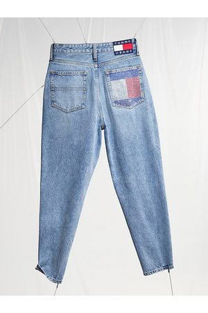 Tommy Hilfiger Bling Mom Fit Jeans