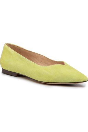 Caprice 9-24202-24 Lime Suede 732