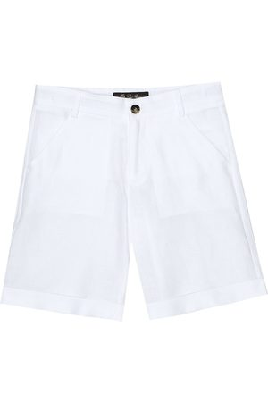 Loro Piana Shorts aus Leinen
