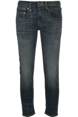 R13 Biker Boy' Skinny-Jeans
