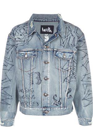 HACULLA Tatted' Jeansjacke mit Print