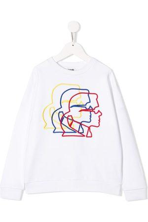 Karl Lagerfeld Kameo Bauhaus' Sweatshirt