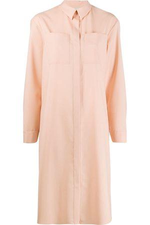 MAISON RABIH KAYROUZ Hemdkleid mit Brusttasche