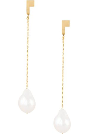 HSU JEWELLERY LONDON Ohrringe mit Perlen