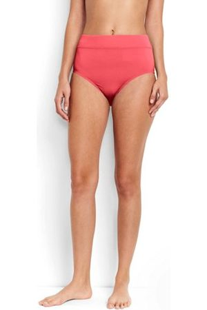 Lands' End Hohe Control Bikinihose BEACH LIVING