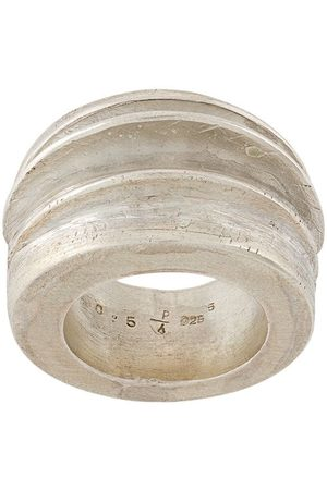 Parts of Four Ringe - Foldform Crescent' Ring