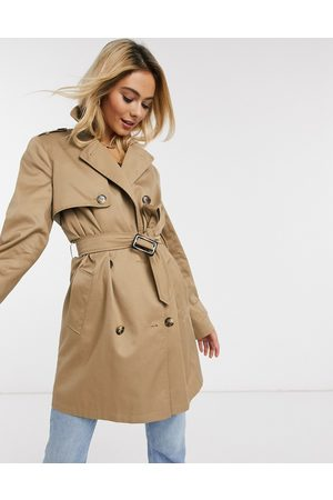 ASOS – Trenchcoat in Stone
