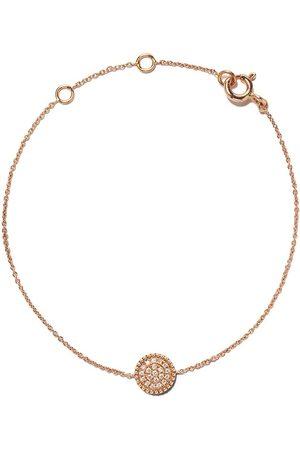 AS29 Damen Armbänder - 18kt 'Mye' Rotgoldarmband mit Diamanten