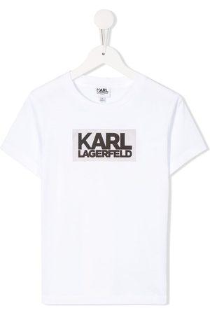 Karl Lagerfeld T-Shirt mit Print