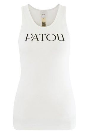 Patou Oberteil mit Logo
