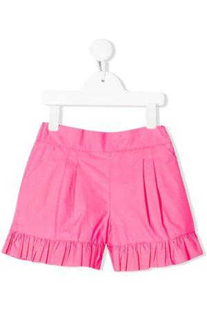 Msgm Kids Shorts mit Rüschen