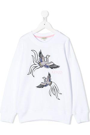 Kenzo Besticktes Sweatshirt
