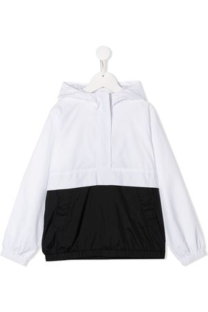 Karl Lagerfeld Windbreaker in Colour-Block-Optik